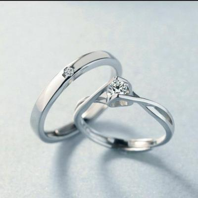 Cincin Couple Palladium